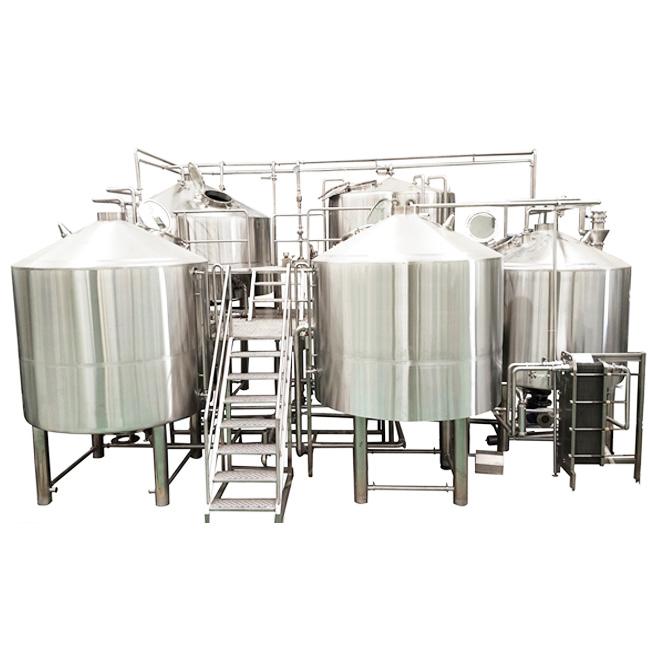 1000L Pub brewing equipment