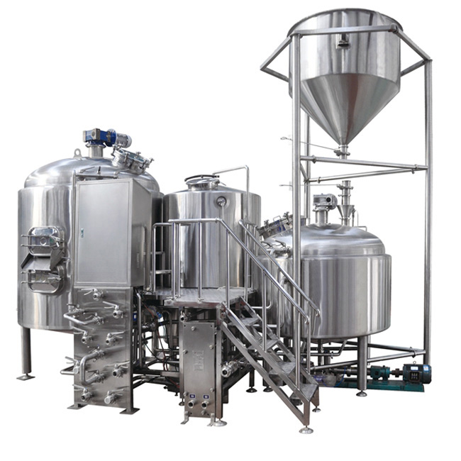 1000L beer brewhouse equipment