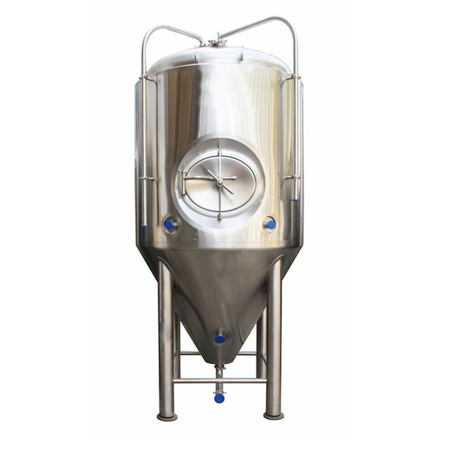 Fermentation Tanks Shandong Ruijia Beer Brewing