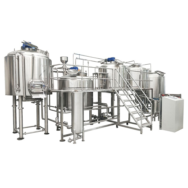 10BBL Automatic Beer Brewing Equipment