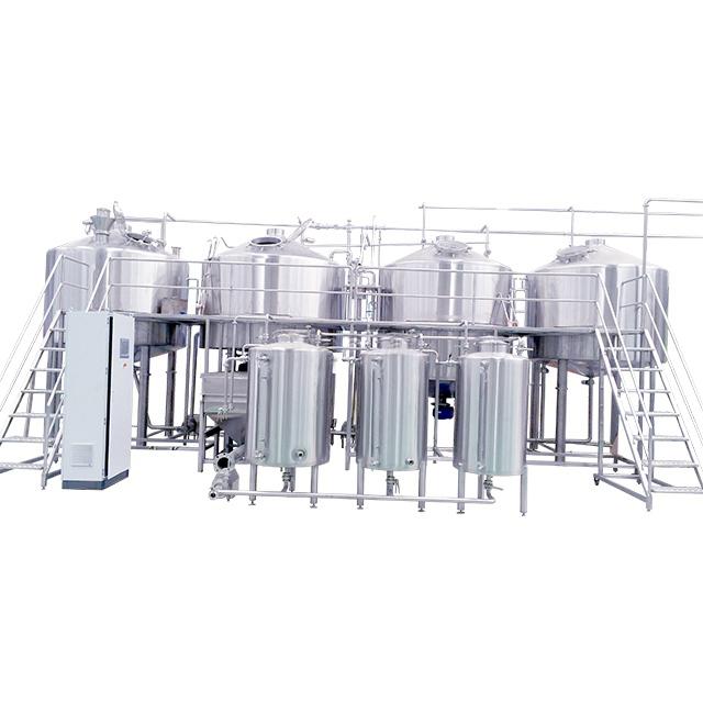 1200L microbrewery equipment