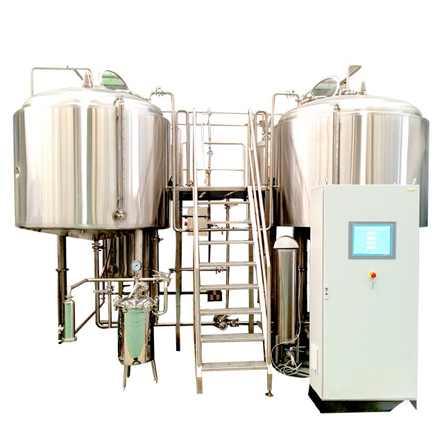 1500L Commercial Craft Beer Brewing Equipment