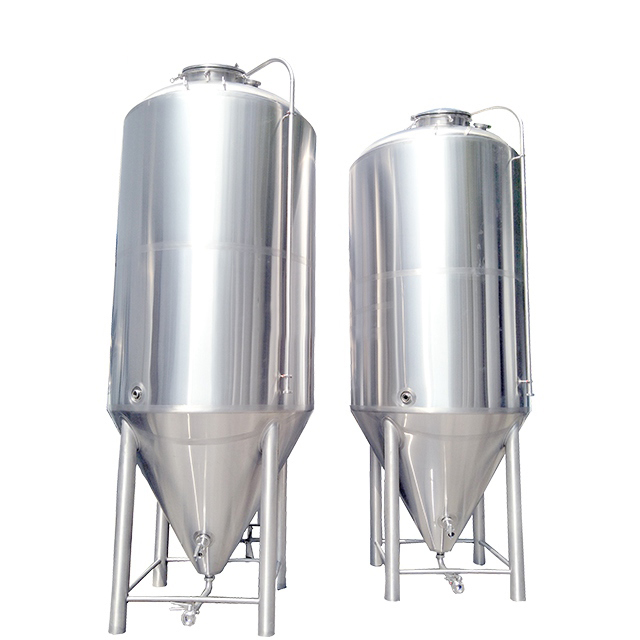 2000L Conical Beer Fermenter