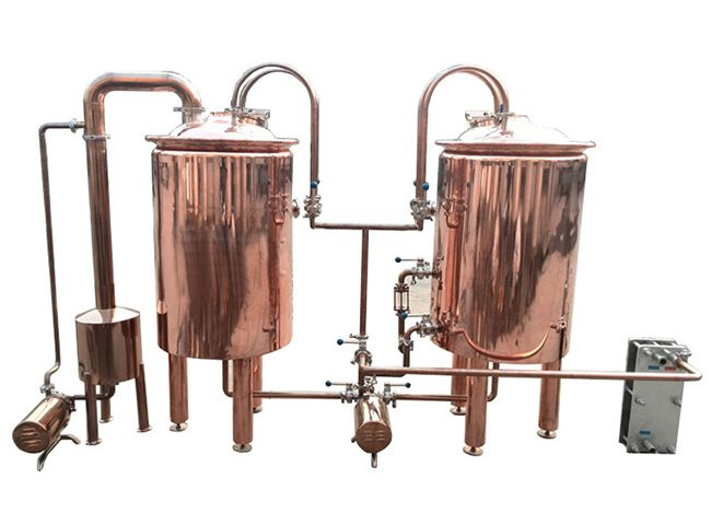200L Microbrewery System For Laboratory