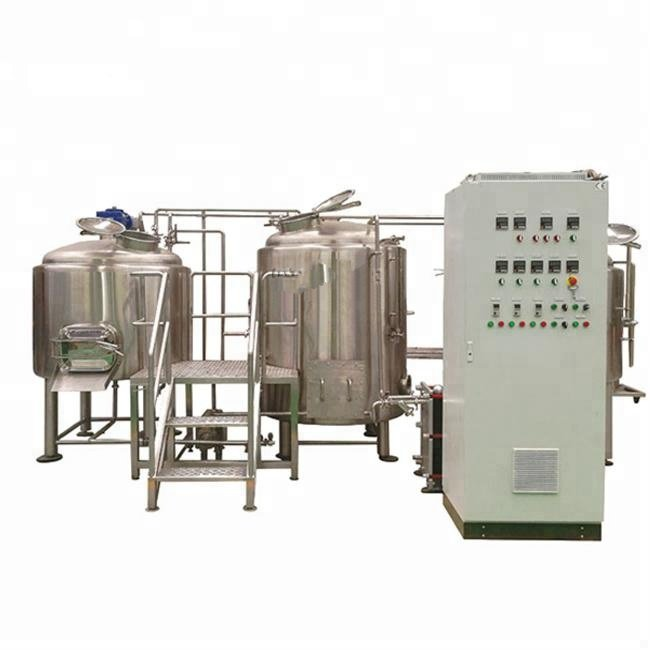 200L home brewery equipment