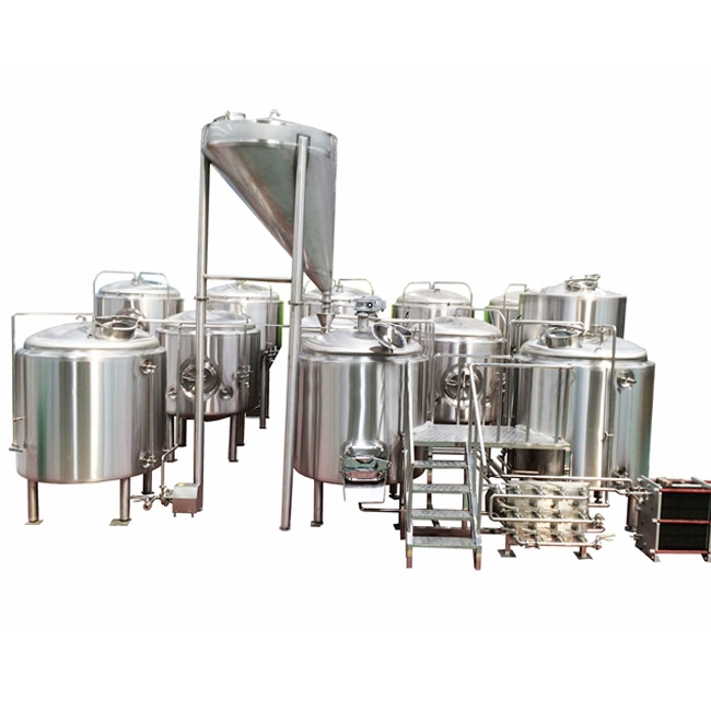 20bbL Brewhouse System