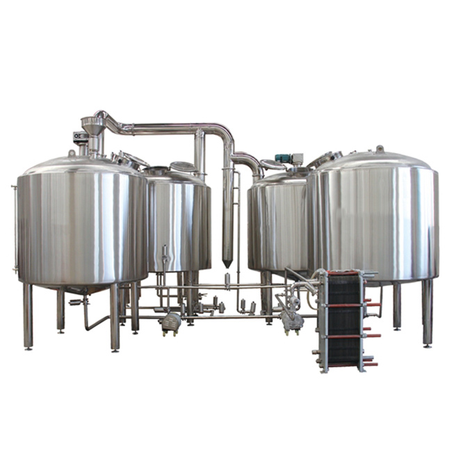 3000L Stainless Steel Brewing Equipment
