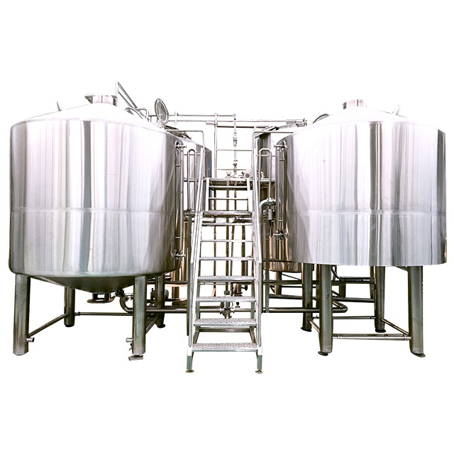 3000L Turnkey Beer Brewing Machine