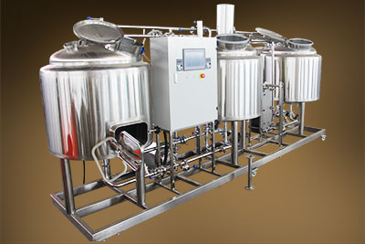 300L Micro Brewery