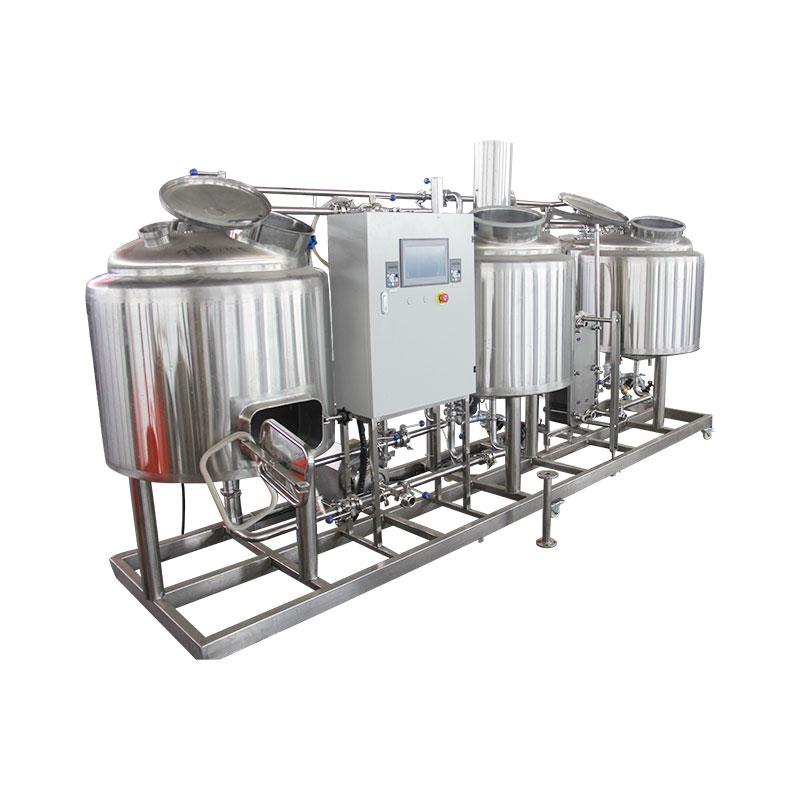 300l Micro Brewery Equipment Shandong Ruijia Beer