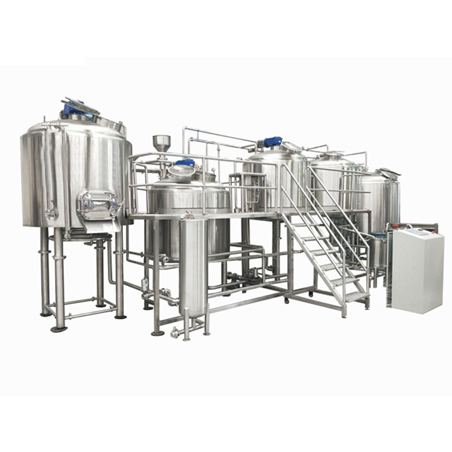 30BBL Commercial Beer Brewing Equipment