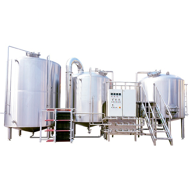 3500L commercial beer brewing equipment