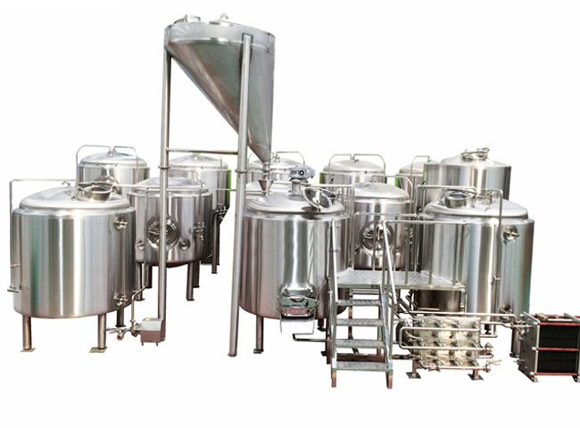 4000L Beer Brewing Equipment