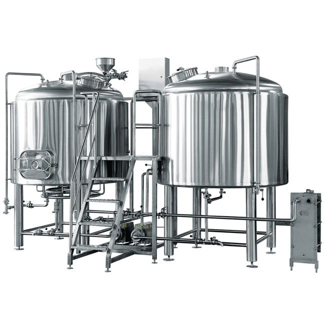 4000L beer brewhouse equipment