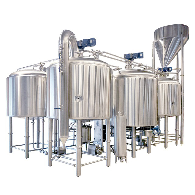 5000L Electric Brewing System