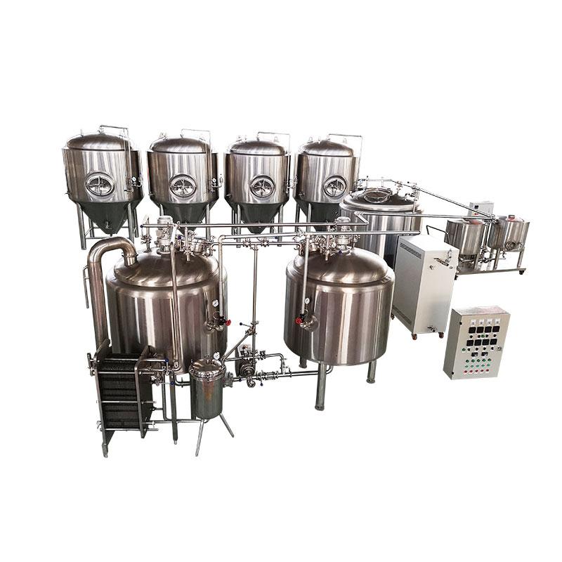 500l Beer Brewing Equipment Shandong Ruijia Beer Brewing