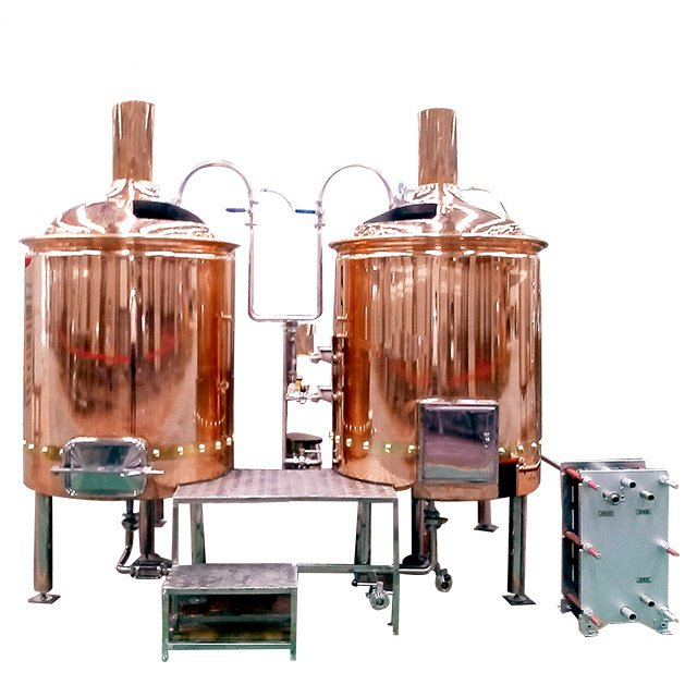 500L Bewery Equipment