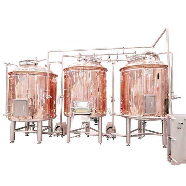 500L Copper Brewery Equipment