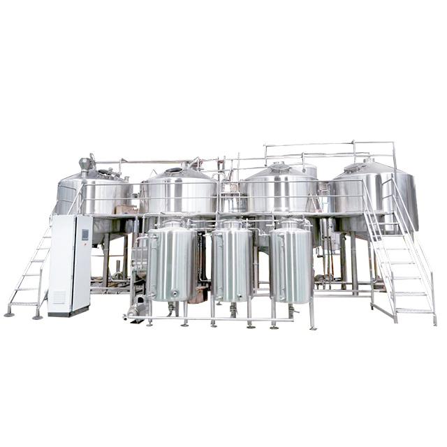 500L beer brewing equipment