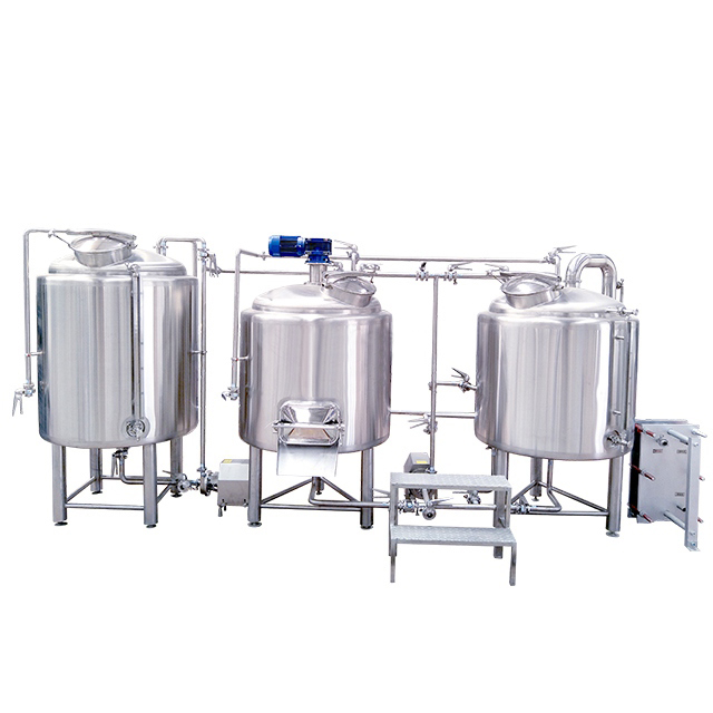 500L nano brewery