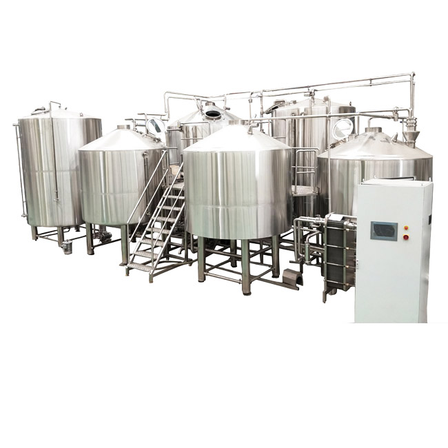 50BBL Automatic Commercial Brewing System