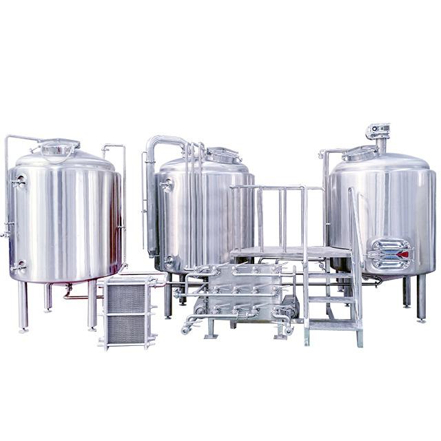 5BBL restaurant beer brewing equipment