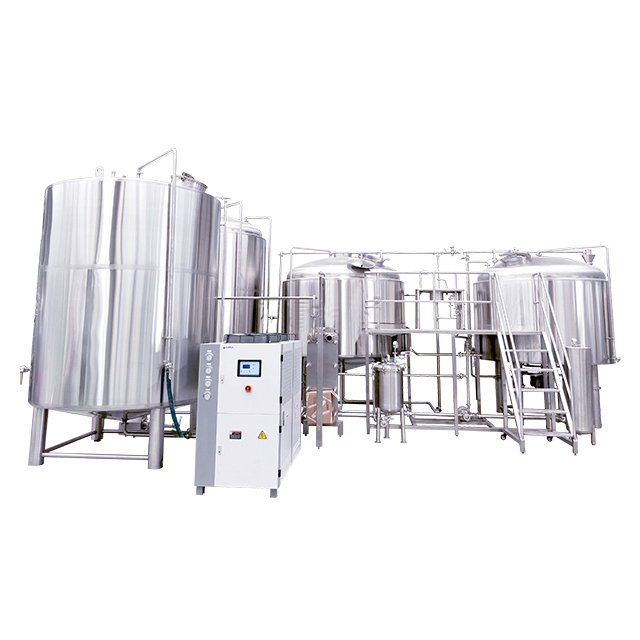 6000L Beer Brewing system