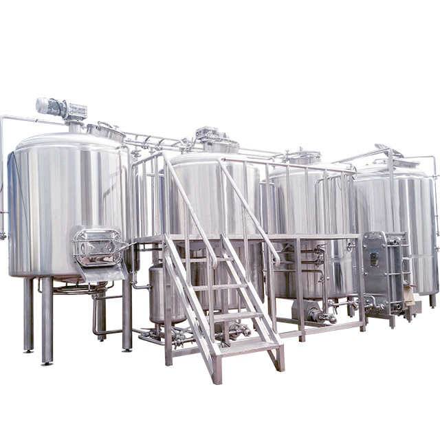 6000L Brewery Equipment