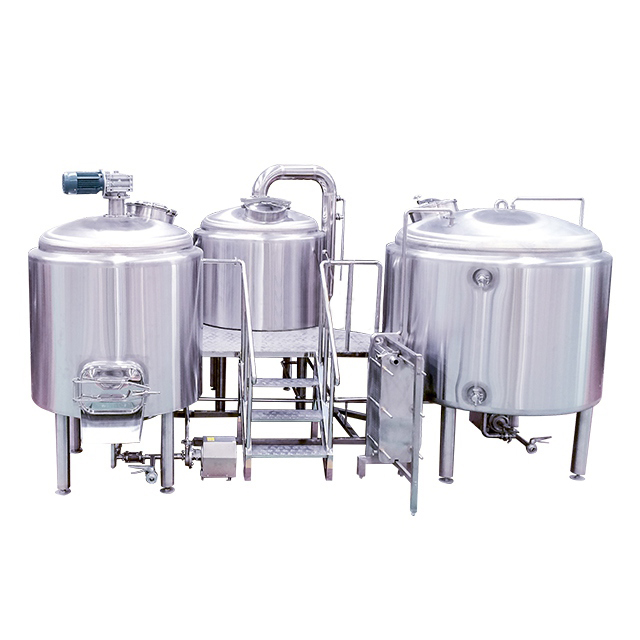 600L Restaurant Beer Brewing Equipment