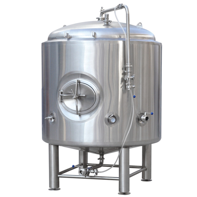 800L bright beer tank