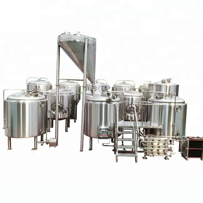 8HL Brewhouse Equipment