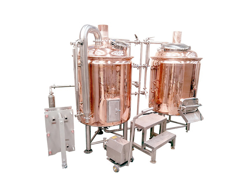 Complete Beer Brewing System