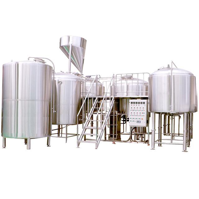 Microbrewery Beer Machine