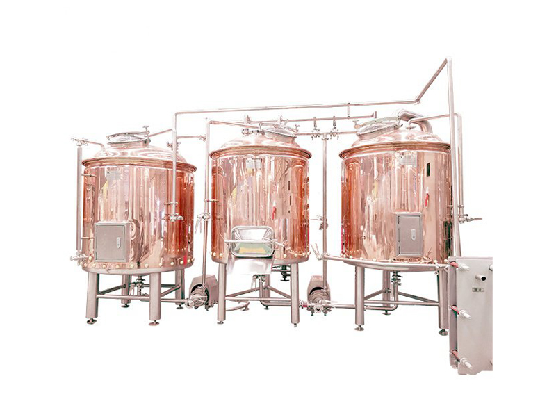 Red Copper Brewing Equipment