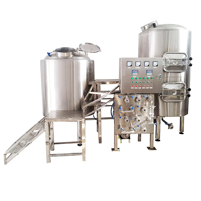Turnkey Brewery