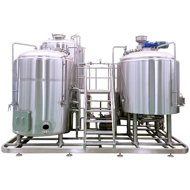 Turnkey beer machine