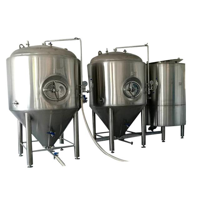 2000l Restaurant Beer Brewing Equipment Shandong Ruijia