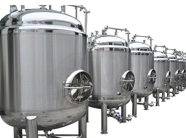 brewery brite tank for sale