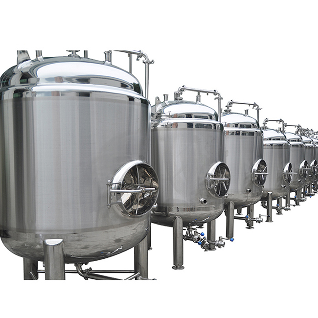1000l 2000l Brewery Brite Tank For Sale Shandong Ruijia