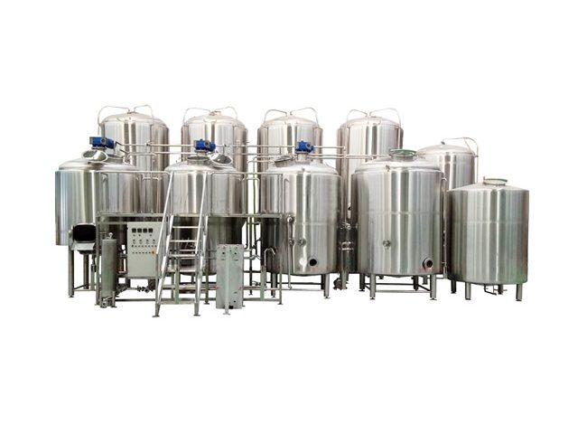 Industrial Brewing Equipment
