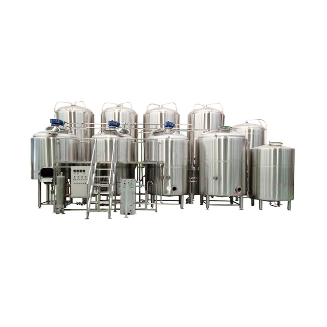 Industrial Brewing Equipment