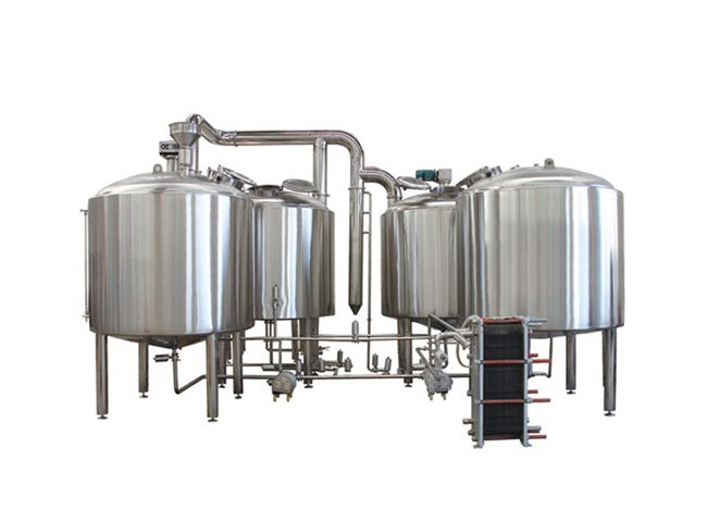 craft beer brewing system