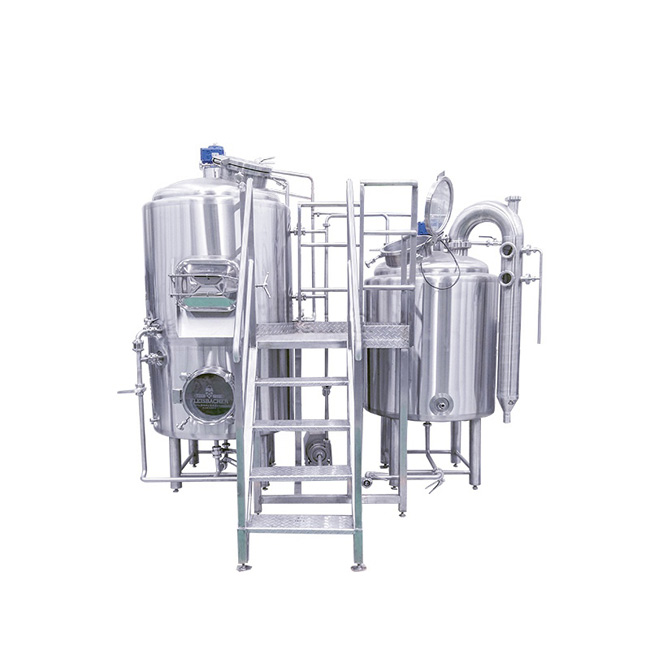 Craft Brewery Equipment Shandong Ruijia Beer Brewing
