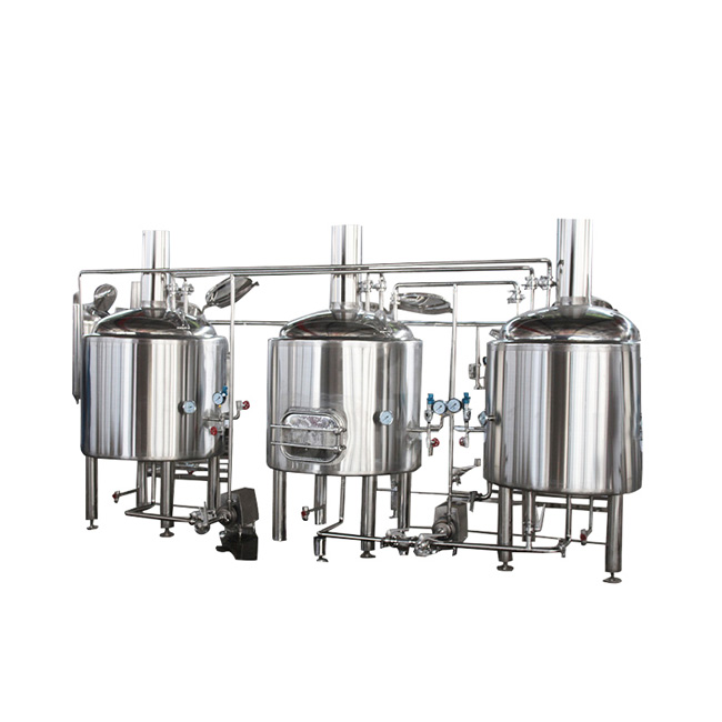 3 barrel brewing system