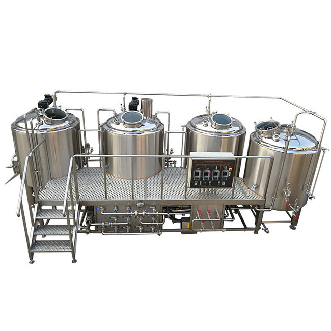 commercial brewery equipment