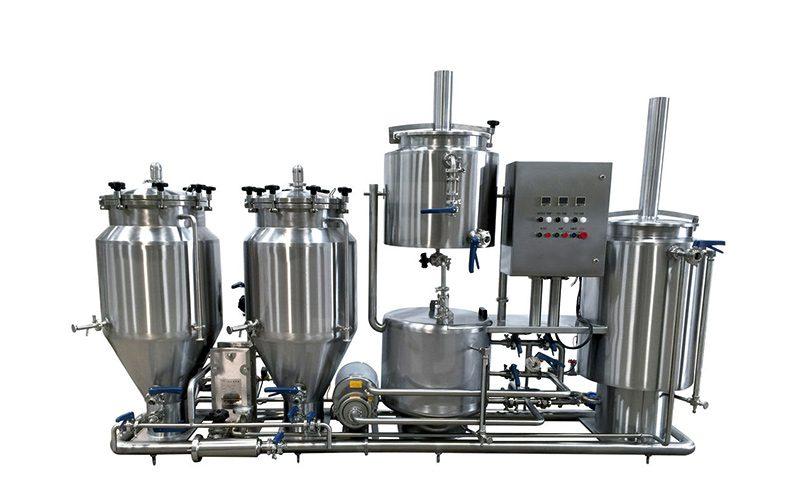 beer brewing