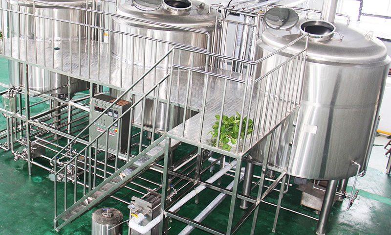 5000L Beer equipment