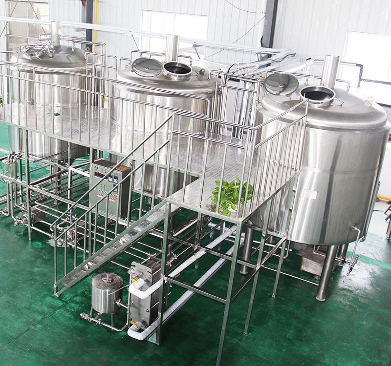 5000L Beer equipment