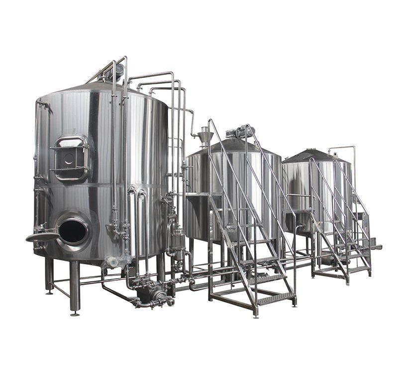 2000L beer brew equipment