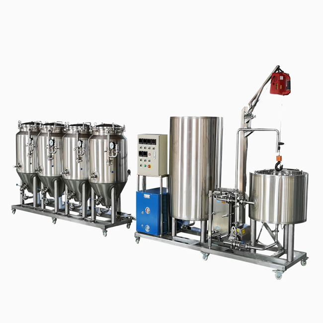 100l beer equipment